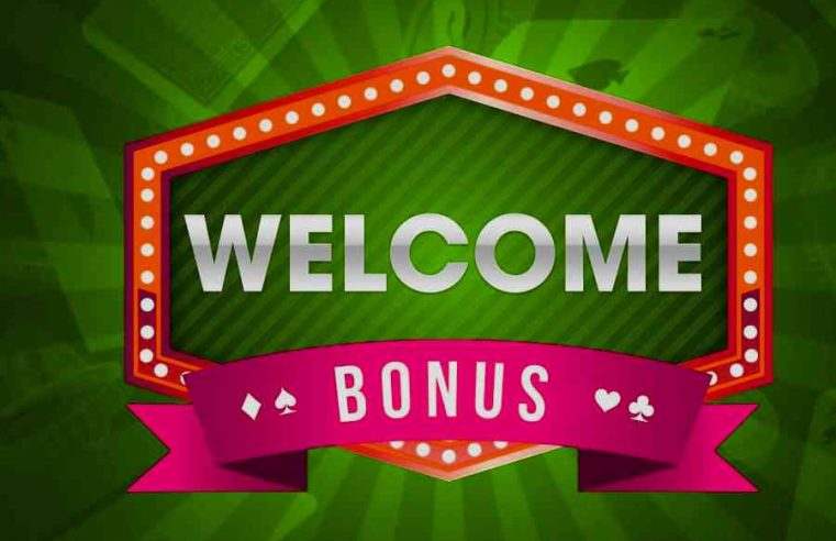 New online casino welcome bonus for Canadian players